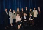 porotci a organizátoři soutěže