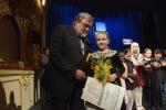 Kliuchereva Anastasiya a senátor Jaroslav Doubrava